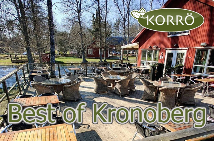 Best Of Kronoberg (inkl Korrö, Amy´s cafe)