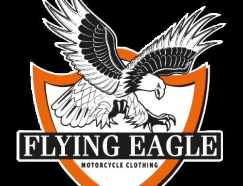Flying eagle säljer ut YCC-jackor