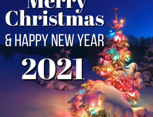 Här en Jul & Ett Gott Nytt År 2021 till er alla.