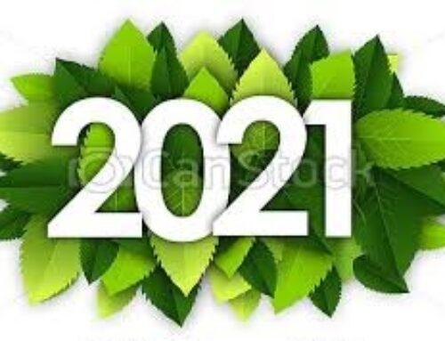 Önskar alla en god fortsättning på 2021.
